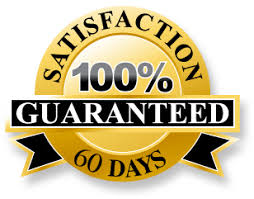 60 days guaranteed - 100% satisfaction