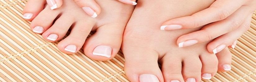 toenail fungus picture